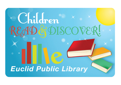 Picture of Euclid Public Library Children's Library Card